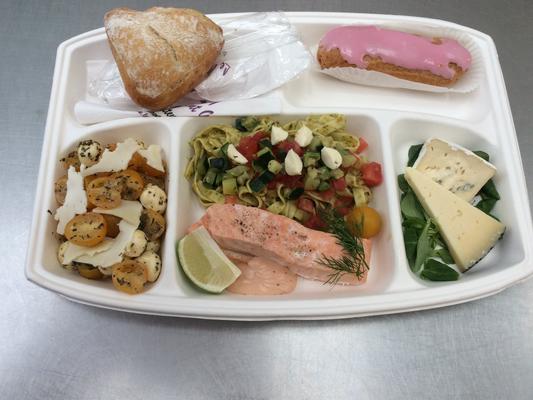 Plateau repas prems Choix numéro 1 - Traiteur Nanterre le concurrent gourmand