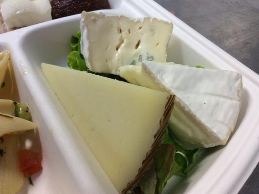 Plateau repas prems Choix numéro Menu5 - Traiteur Nanterre le concurrent gourmand
